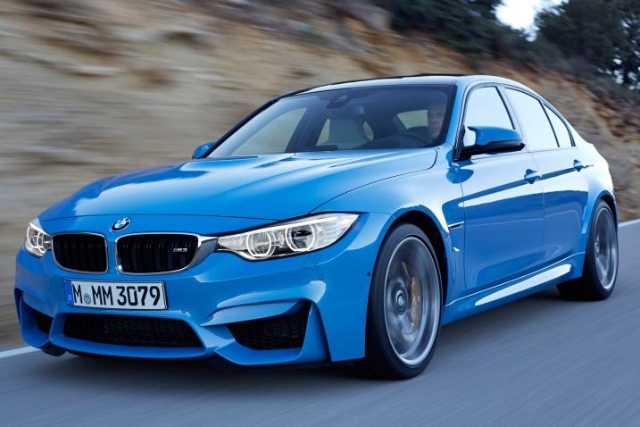 Kha nang buc pha an tuong cua BMW M3 tai TPHCM