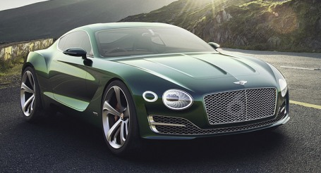 Mẫu Bentley EXP 10 Speed 6