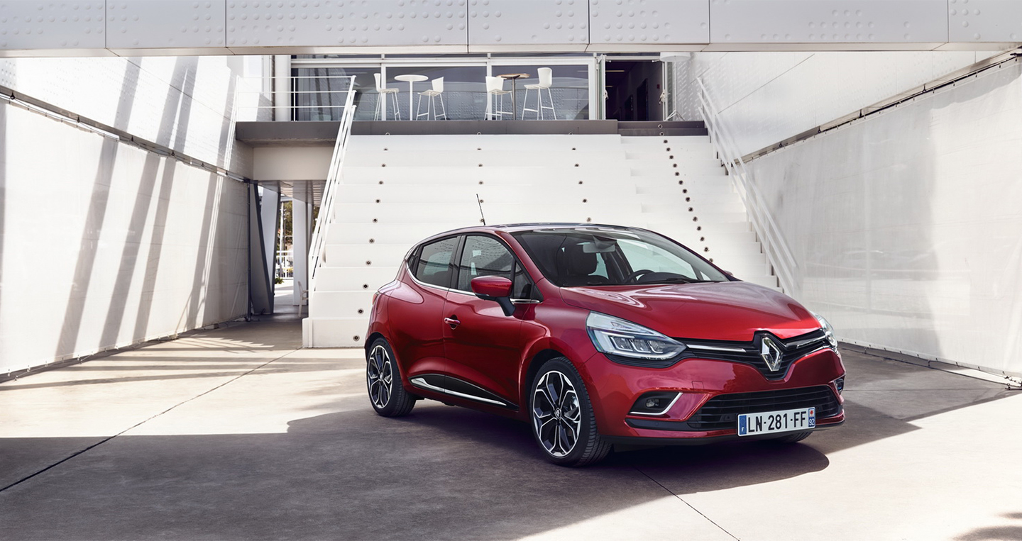 xe Renault Clio Edition One (6)