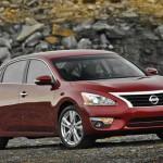 Đánh giá Nissan Altima 2014: Chiếc sedan gia đình cỡ trung hàng đầu