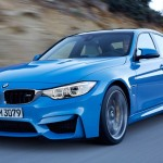 BMW M3 2015 sở hữu thiết kế vượt trội hơn với người anh em M4