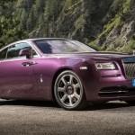 Rolls-Royce Wraith thể hiện sự đẳng cấp và tinh tế của hãng xe