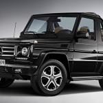 Mercedes-Benz G500 mui trần