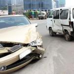 Bảo hiểm vật chất xe ô tô là thiệt hại vật chất do xe gặp tai nạn bất ngờ