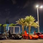Choáng ngợp trước cảnh tượng siêu xe xuất hiện nhan nhản tại Qatar 1