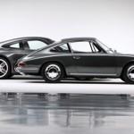 Porsche 911 được thiết kế theo phong cách kết hợp giữa xe thể thao và xe hơi đường phố