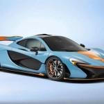 Siêu xe McLaren P1 màu đặc biệt của một triệu phú 1