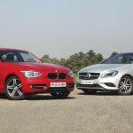 so sanh xe BMW 1 Series và Mercedes-Benz A-Class (3)
