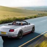 Bentley Continental GT Speed mới tăng sức mạnh, công suất 642 mã lực hình ảnh 2