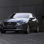 Mazda3 2017 sở hữu nâng cấp nhẹ hình ảnh 1