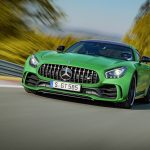 Mercedes-AMG GT R 2017 ra mắt: mạnh mẽ, dữ tợn hơn hình ảnh 1