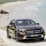 Mercedes GLA-Class 2015 được giới thiệu 3 phiên bản động cơ