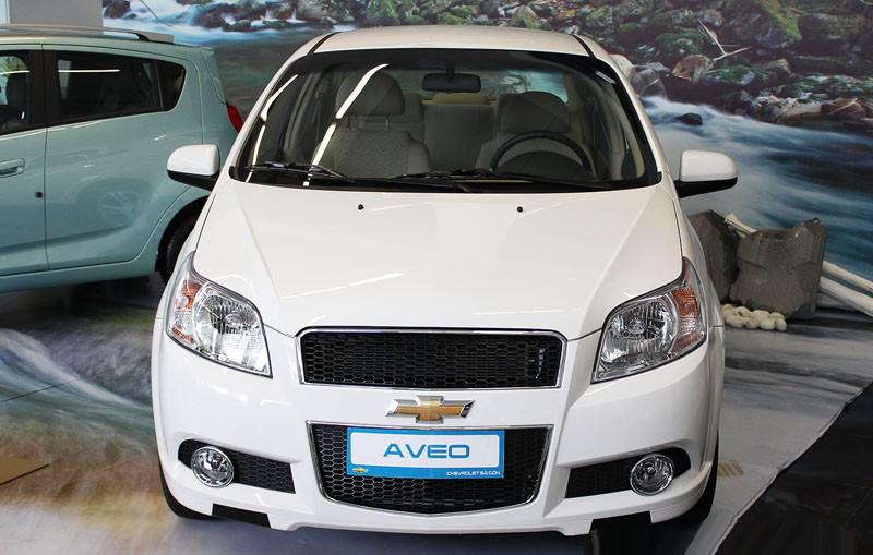 So sánh xe Chevrolet Aveo và Mitsubishi Attrage: Đại chiến tân binh giá rẻ