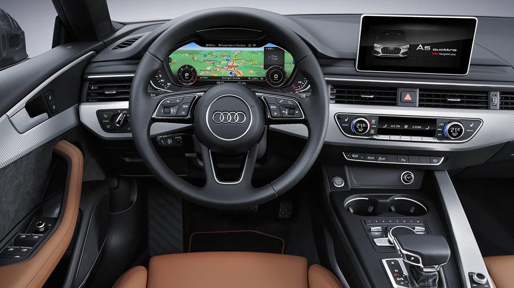 xe Audi A5 Sportback 2017 (5)