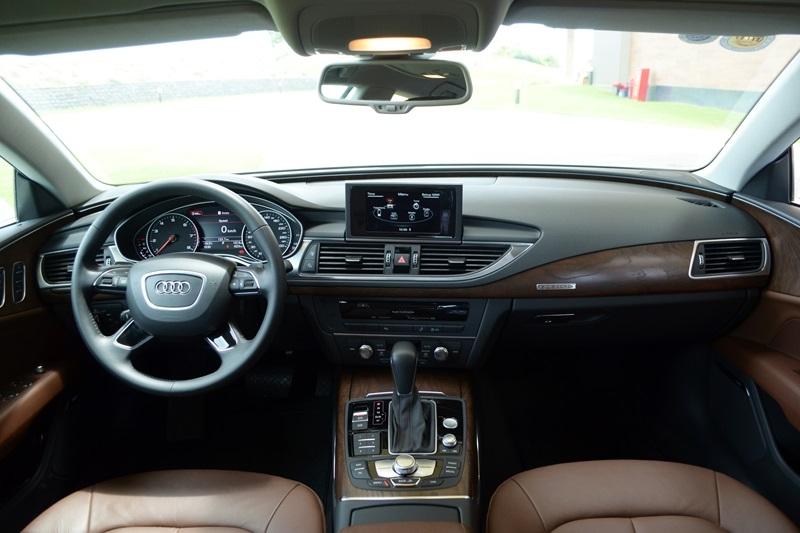 xe Audi A7 Sportback 2015 (6)