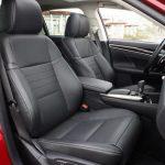Nội thất của Lexus GS 350 2016 thanh lịch, sang trọng