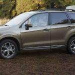 Động cơ của xe Subaru Forester 2017 vẫn như cũ