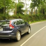 Bộ ba ôtô ngược dòng ngoạn mục 2013